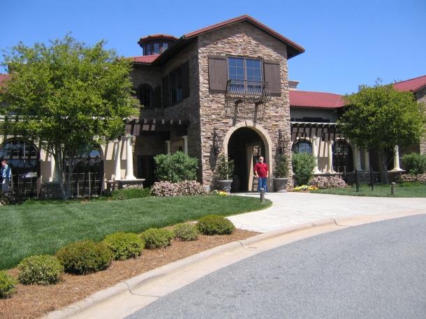Childers Winery, Lexington NC