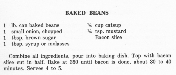 mrs wilkes baked beans