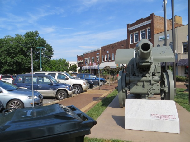 Another View of Downtown Hickory