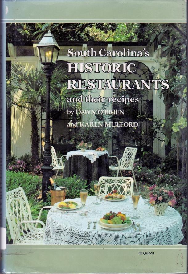 Southern Restaurant cookbook