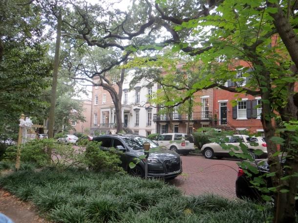 Street Scene - Savannah