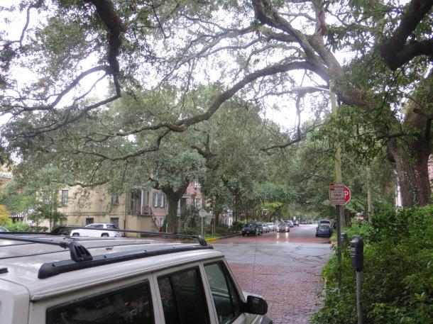 Street Scene Savannah