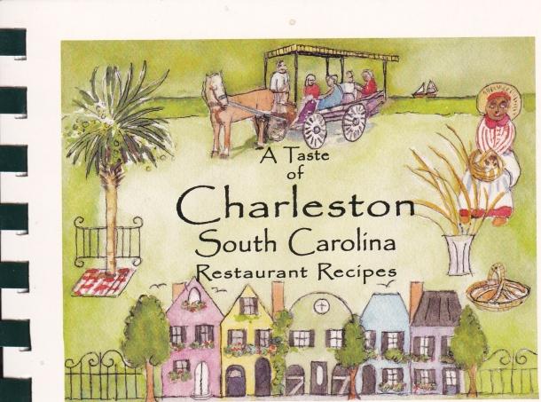 charleston cookbook