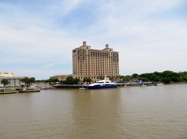 View of Westin Hotel From Waterfront