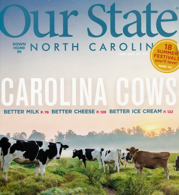 our state cover