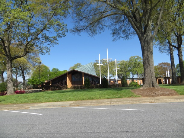 Concordia Lutheran Church, Conover NC