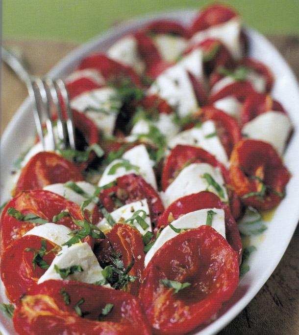tomato caprese salad 2