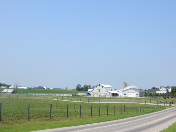 Amish Farm, Grabill, Indiana