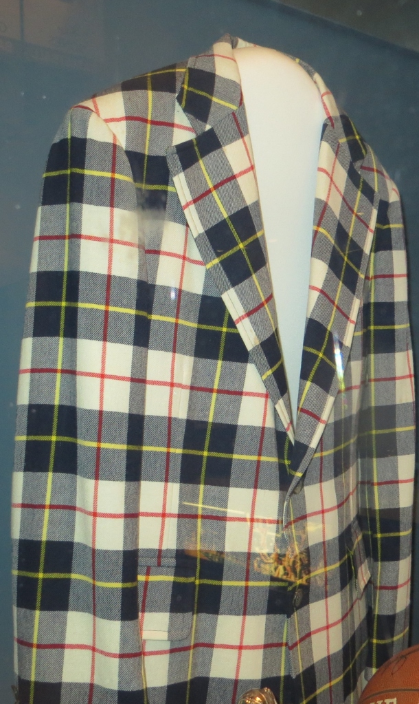 Norm Sloan's Plaid Jacket