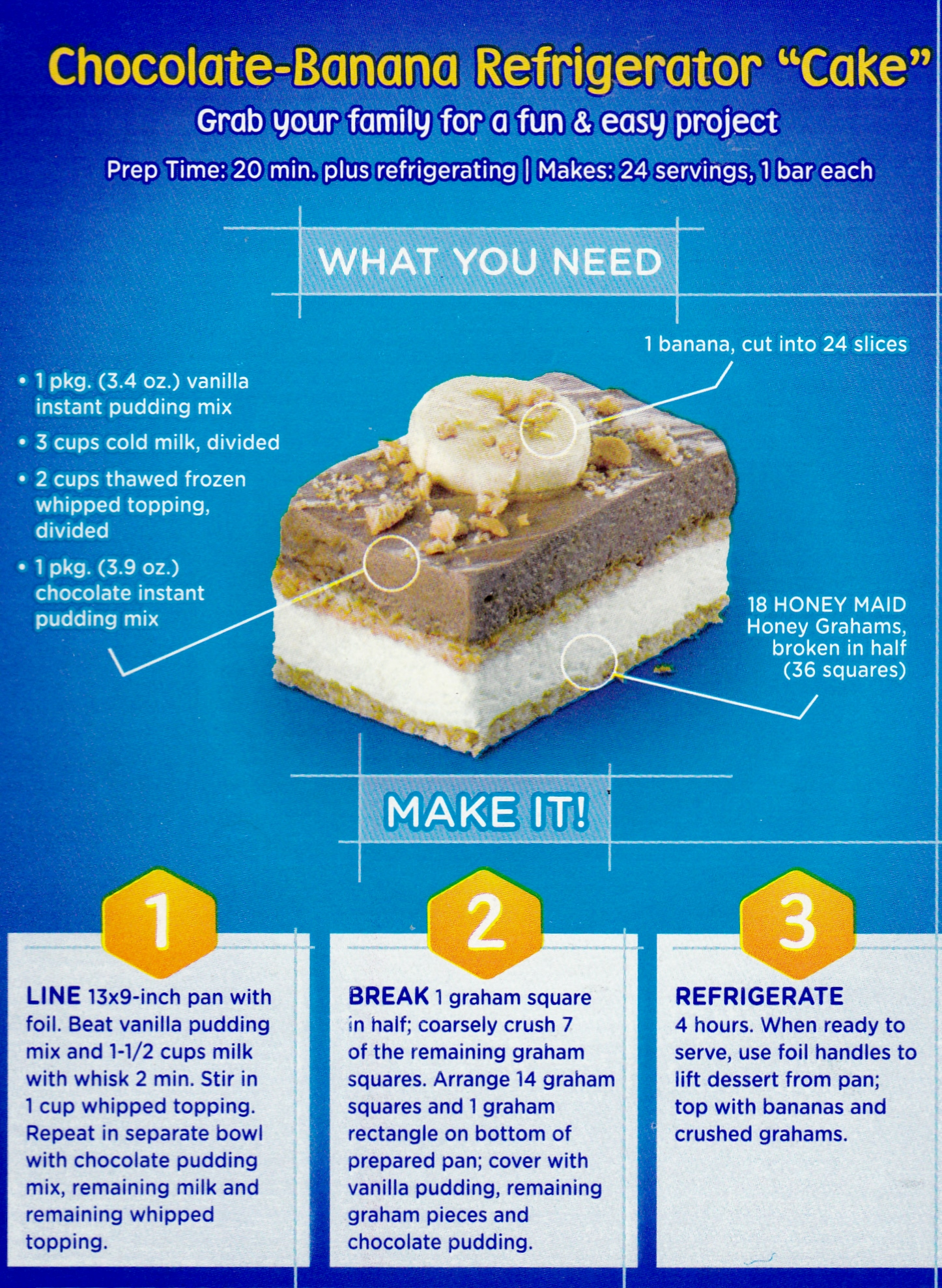 How to make chocolate ref cake