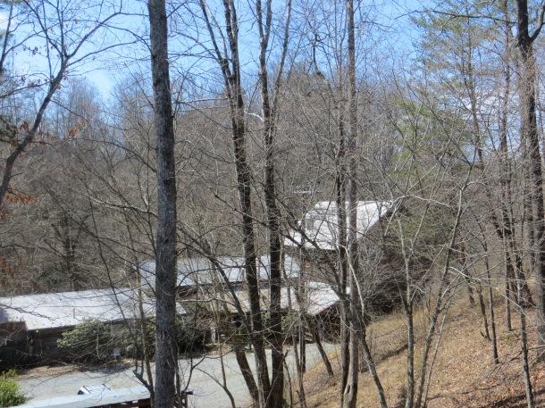 Old Mill on Elkin Creek Vineyard Property