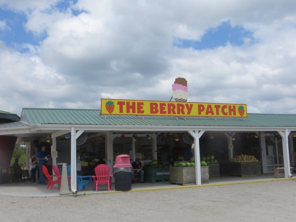 The Berry Patch Produce, Ellerbe NC