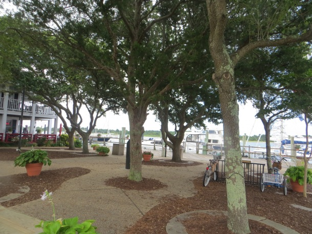 A City Park - Downtown Beaufort