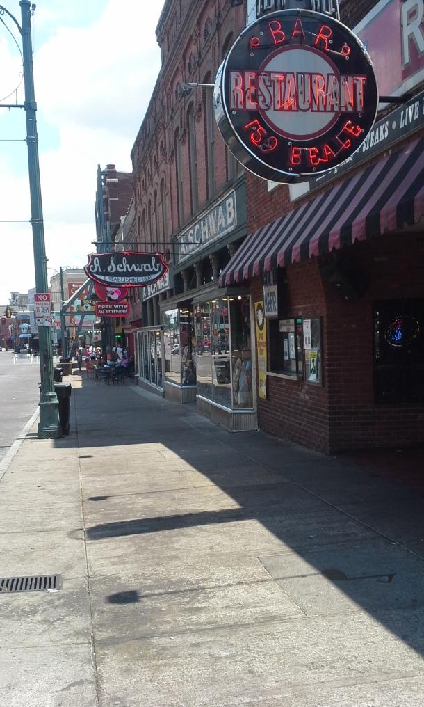 Street View - Beale Street